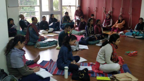 Yoga Sutra Study 3