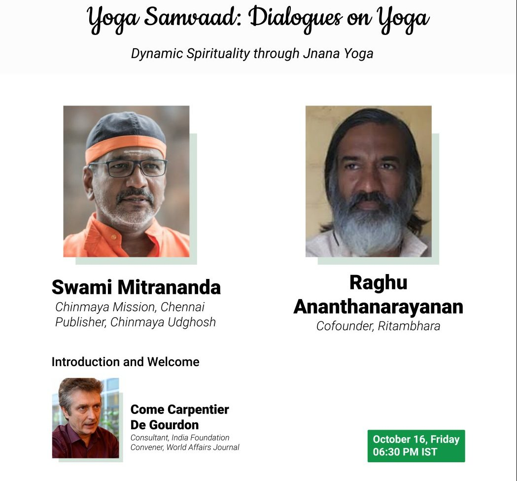 Yoga Samvad - Oct 2020